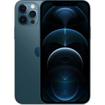 Зображення Смартфон Apple iPhone 12 Pro 512Gb Pacific Blue (MGMX3FS/A | MGMX3RM/A)