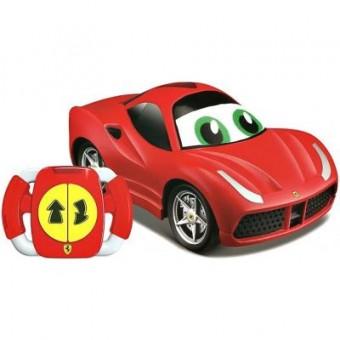 Зображення Радіокерована іграшка Bb Junior Ferrari 488 GTB (90251)