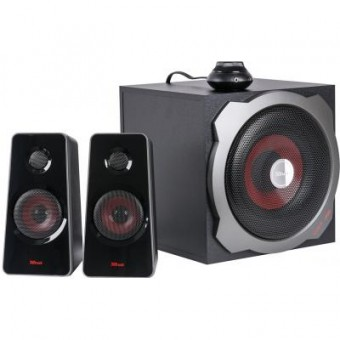 Изображение Акустическая система Trust GXT 38 2.1 Subwoofer Speaker Set