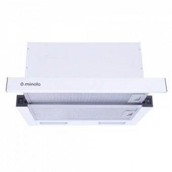 Зображення Витяжки Minola HTL 6915 WH 1300 LED