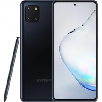Изображение Смартфон Samsung SM-N770F/128 (Galaxy Note 10 Lite 6/128GB) Black