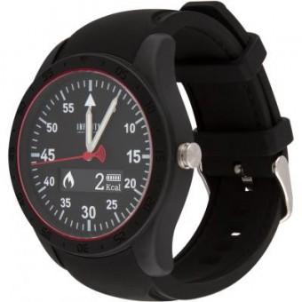 Зображення Smart годинник ATRIX INFINITYS X20 45mm Swiss Sport Chrono Black-silicone (swwpaii2sscbs)