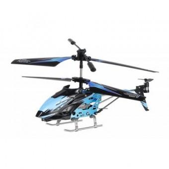 Изображение Радиоуправляемая игрушка WL Toys Вертолёт 3-канальный на и/к управлении с автопилотом (WL-S929b)