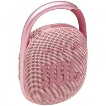 Изображение Акустическая система JBL Clip 4 Pink (CLIP4PINK)
