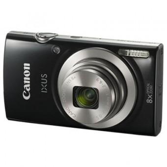 Изображение Цифровая фотокамера Canon IXUS 185 Black (1803C008AA)