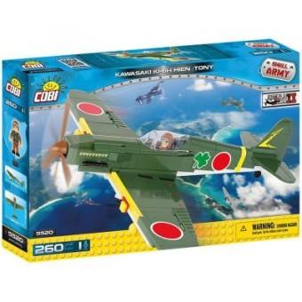 Изображение Конструктор Cobi Конструктор  Вторая Мировая Война Самолет Кавасаки KI-61-II Тони, 260 де (COBI-5520)