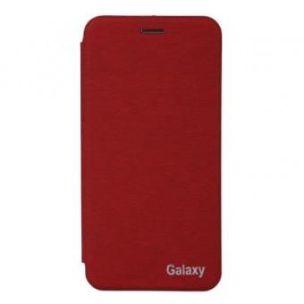 Зображення Чохол для телефона BeCover Exclusive Galaxy M20 SM-M205 Burgundy Red (703376)