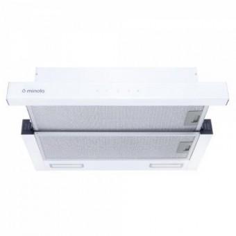 Изображение Вытяжки Minola HTLS 6735 WH 1100 LED
