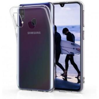 Изображение Чехол для телефона BeCover Samsung Galaxy A40 SM-A405 Transparancy (705010)