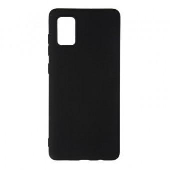 Изображение Чехол для телефона Armorstandart Matte Slim Fit для Samsung A71 2019 (A715) Black (ARM56139)