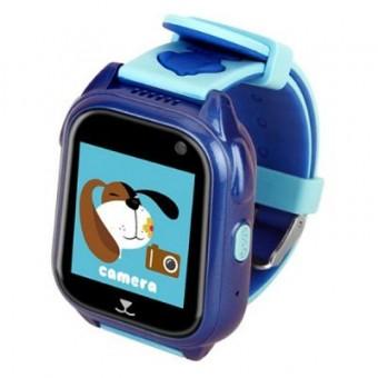 Зображення Smart годинник Extradigital M06 Blue Kids smart watch-phone, GPS (ESW2304)