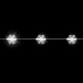 Изображение Гирлянда Luca Lighting Снежинка 2,9 м (8712799936669)