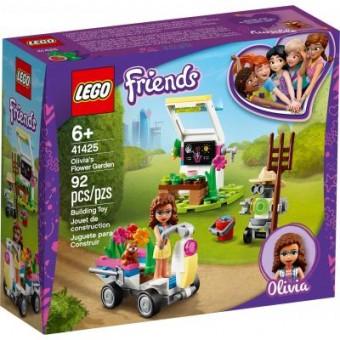 Зображення Конструктор Lego  Friends Цветочный сад Оливии 92 детали (41425)