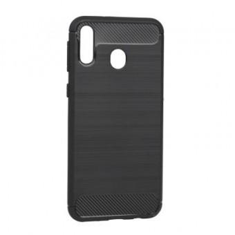 Изображение Чехол для телефона BeCover Carbon Series Galaxy M20 SM-M205 Gray (703397)