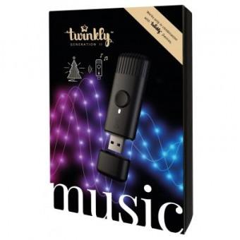 Изображение Гирлянда Twinkly Music Dongle Адаптер , USB, gen II (TMD01USB)