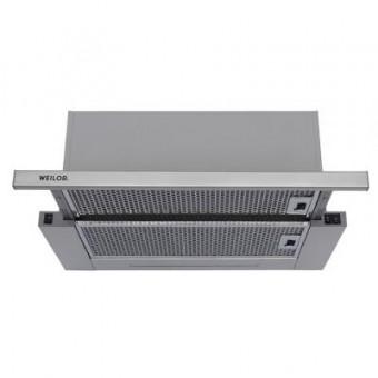 Зображення Витяжки WEILOR Slimline PTM 6140 SS 750 LED strip