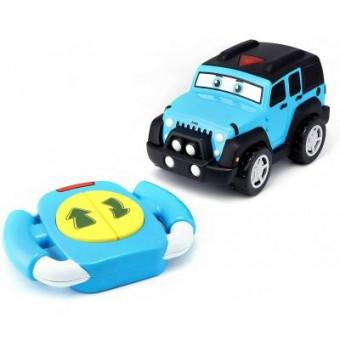 Зображення Радіокерована іграшка Bb Junior  Jeep Wrangler Unlimited (90251)
