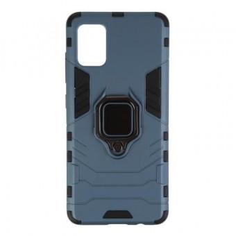 Зображення Чохол для телефона Armorstandart Iron case для Samsung A51 (A515) Dark Blue (ARM56319)
