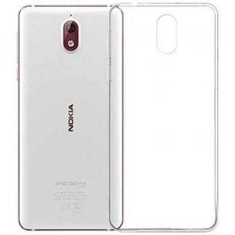 Зображення Чохол для телефона Armorstandart Air Series Nokia 3.1 Transparent matte (ARM54721)