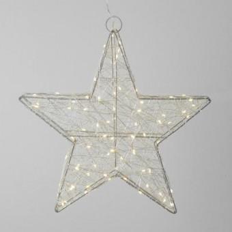 Зображення Гірлянда Luca Lighting Звезда LED 38 см (8718861329216)