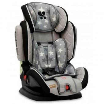 Изображение Автокресло Lorelli Magic Premium 9-36 кг grey stars (MAGIC grey stars)