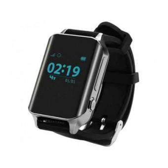 Зображення Smart годинник GoGPS М01 Chrome GPS (M01CH)