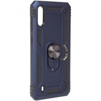 Изображение Чехол для телефона BeCover Military Galaxy M10 SM-M105 Blue (704061)