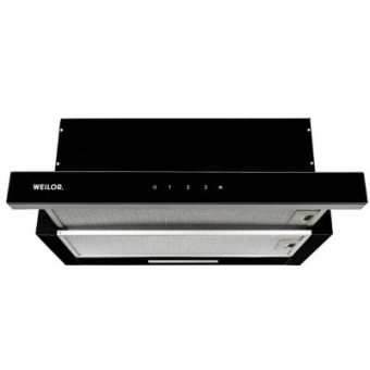 Зображення Витяжки WEILOR WTS 6280 BL 1200 LED strip