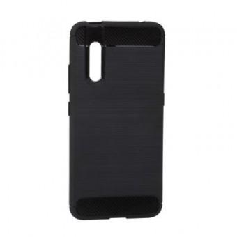 Изображение Чехол для телефона BeCover Carbon Series Vivo Y15/Y17 Black (704030)
