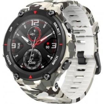 Зображення Smart годинник Amazfit T-Rex Army Camo Green