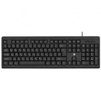 Изображение Клавиатура 2E KS108 USB Black (-KS108UB)