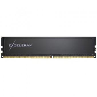 Зображення Модуль пам'яті для комп'ютера Exceleram DDR4 8GB 3200 MHz Dark  (ED4083216A)