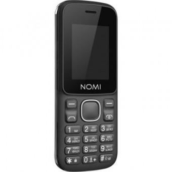 Изображение Мобильный телефон Nomi i188s Black