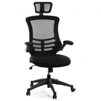 Зображення Офісне крісло  RAGUSA, Black (000002509)