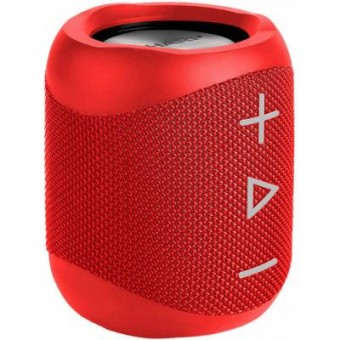Зображення Акустична система Sharp Compact Wireless Speaker Red