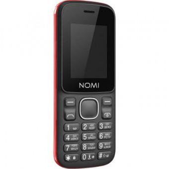Изображение Мобильный телефон Nomi i188s Red