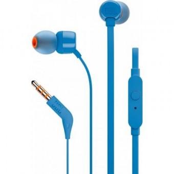Зображення Навушники JBL T110 Blue
