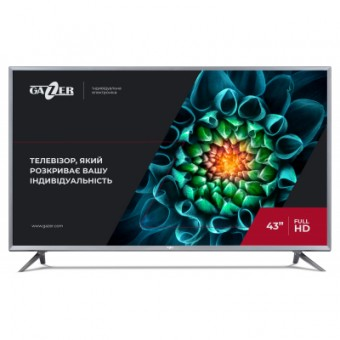 Зображення Телевізор Gazer TV43-FS2G