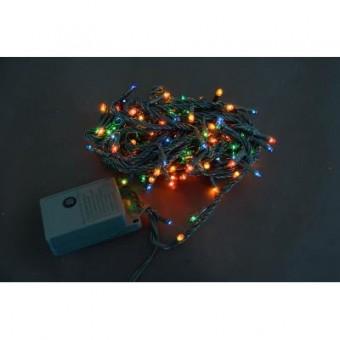Изображение Гирлянда YES! Fun 160 микроламп ламп, многоцветная, 8 м (801067)