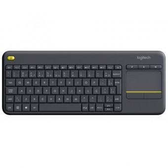 Изображение Клавиатура Logitech K400 Plus dark RU (920-007147)