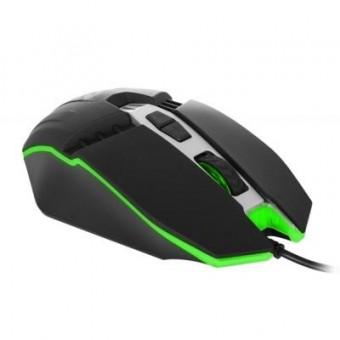 Зображення Комп'ютерна миша Ergo NL-710 Black (NL-710)