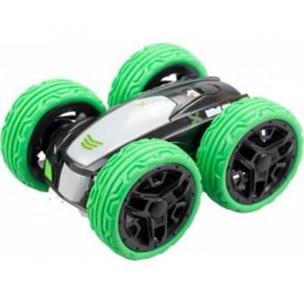 Изображение Радиоуправляемая игрушка Silverlit 360 Mini Flip 1:34 Зеленая (20143-1)