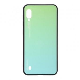 Изображение Чехол для телефона BeCover Samsung Galaxy M10 2019 SM-M105 Green-Blue (703869)