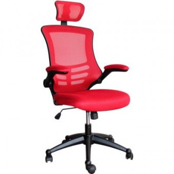 Зображення Офісне крісло  RAGUSA, red (000002512)