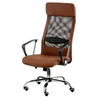 Изображение Офисное кресло Special4You Silba brown (000003632)