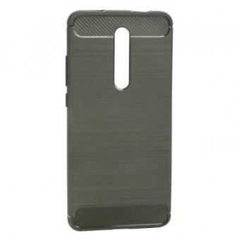 Зображення Чохол для телефона BeCover Carbon Series Xiaomi Mi 9T/ 9T Pro / Redmi K20 / K20 Pro Gra (703979)