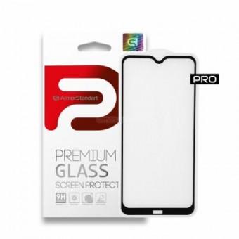 Изображение Защитное стекло Armorstandart Pro для Xiaomi Redmi 8A Black (ARM55483-GPR-BK)