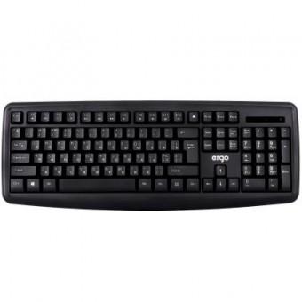 Зображення Клавіатура Ergo K-260 USB Black (K-260USB)