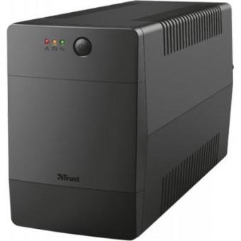 Зображення Джерело безперебійного живлення  Paxxon 1000VA UPS 4 Outlets (23504_TRUST)