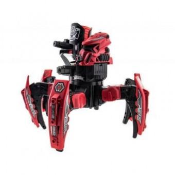 Зображення Радіокерована іграшка Keye Toys Робот-паук Keye Space Warrior с ракетами и лазером ( красный (KY-9003-1R)